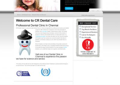 CR Dental Care