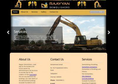Rayyan Demolishers